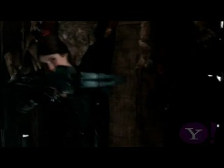 Jeremy Renner & Gemma Arterton Hunt Witches In Hansel & Gretel (mx 2)